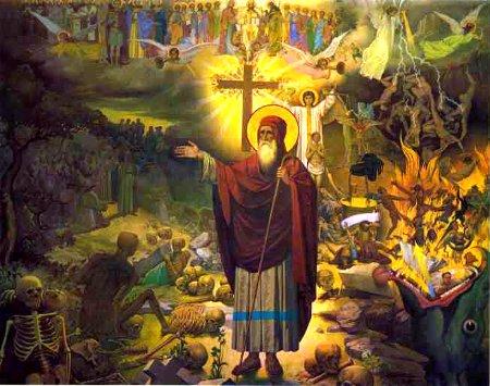 Ανάσταση νεκρών προφήτης Ιεζεκιήλ