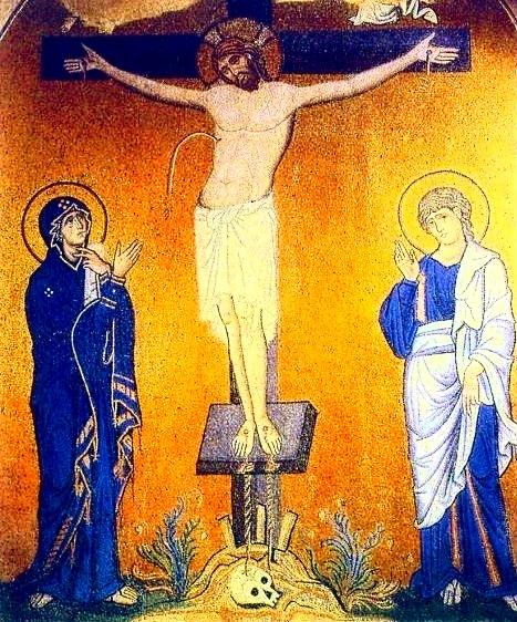 Σταυρός, Σταύρωσις του Κυρίου ημών Ιησού Χριστού